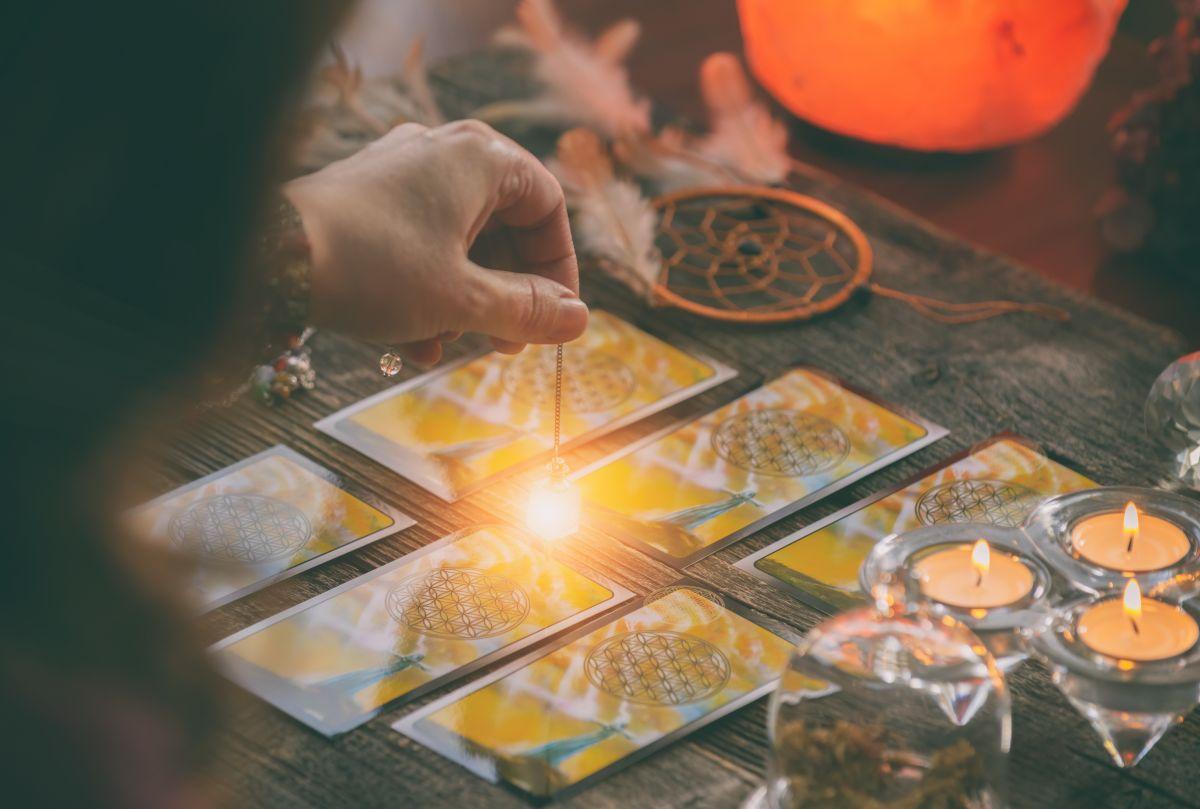 Tarot cards 3